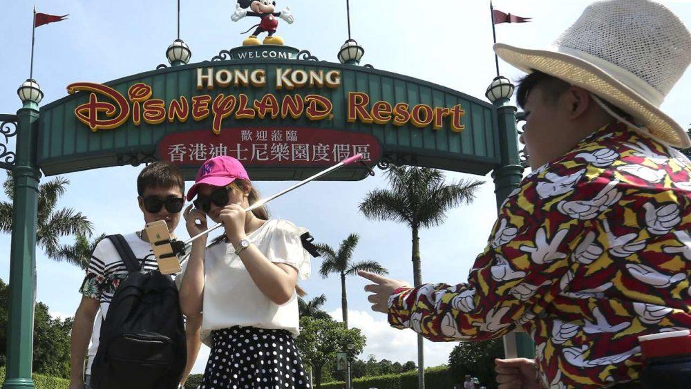 3rd wave in HK sends 4,000 Disneyland employees back on unpaid leave 98