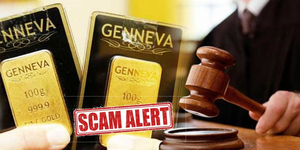 Genneva gold found guilty News Asia Today