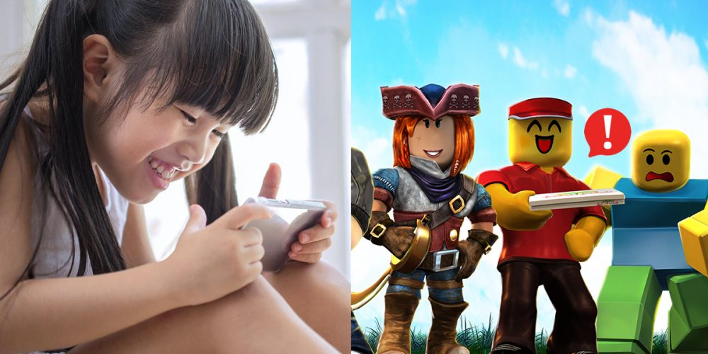5-year old Roblox News Asia Today