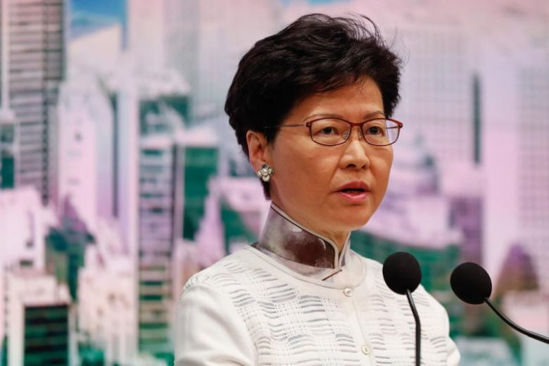Hong Kong to reopen borders to mainland China for economy boost 74