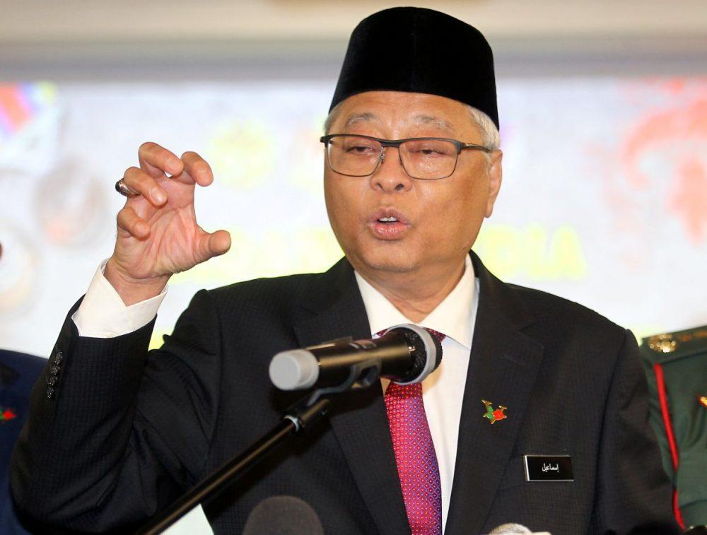 Malaysian Senior Minister Seri Ismail Sabri Yaakob News Asia Today