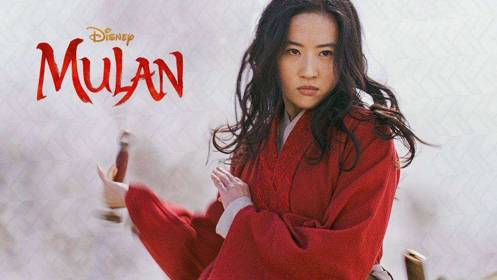 Mulan Flops in China News Asia Today