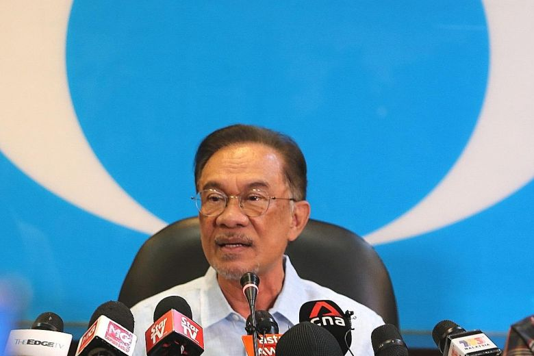 Anwar Ibrahim Malaysia government fallen News Asia Today