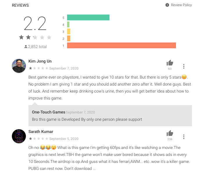 PABJE Reviews on PlayStore News Asia Today