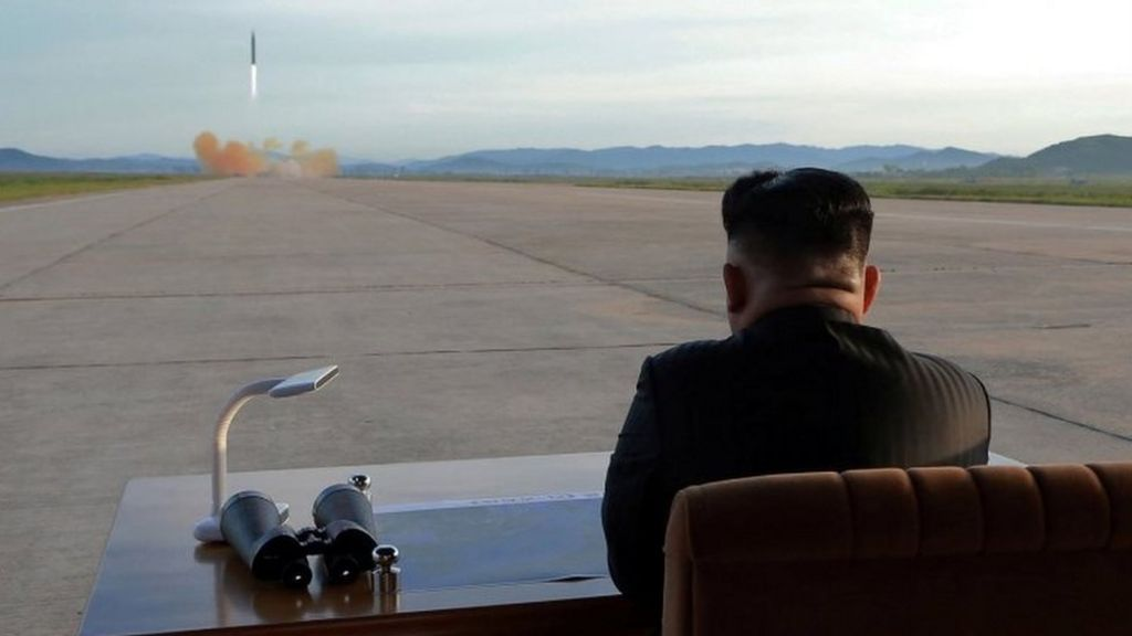 Kim Jong-Un to show off his largest ballistic missiles this Saturday 74
