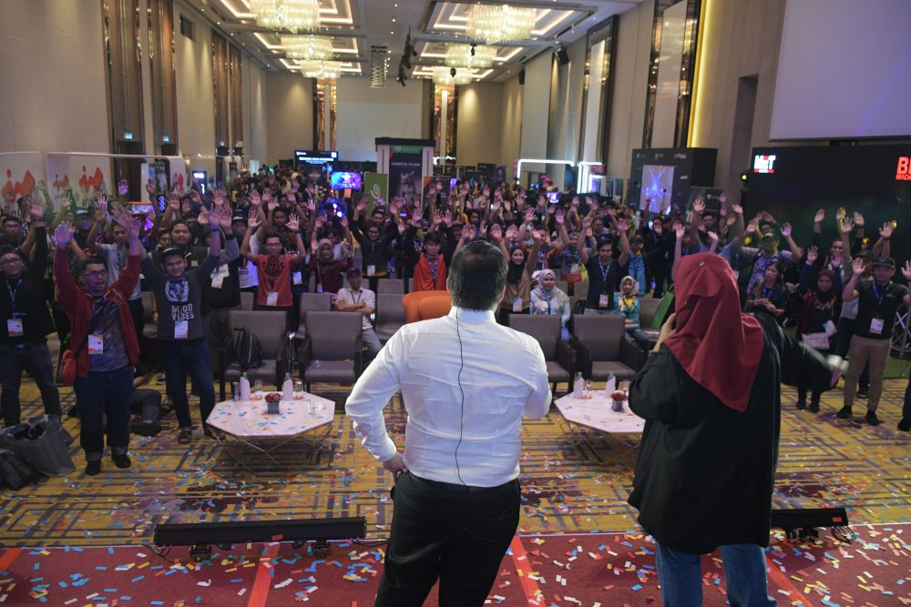 Malaysia's Largest Gamers Gathering coming in Dec; over RM200k of giveaways. 62