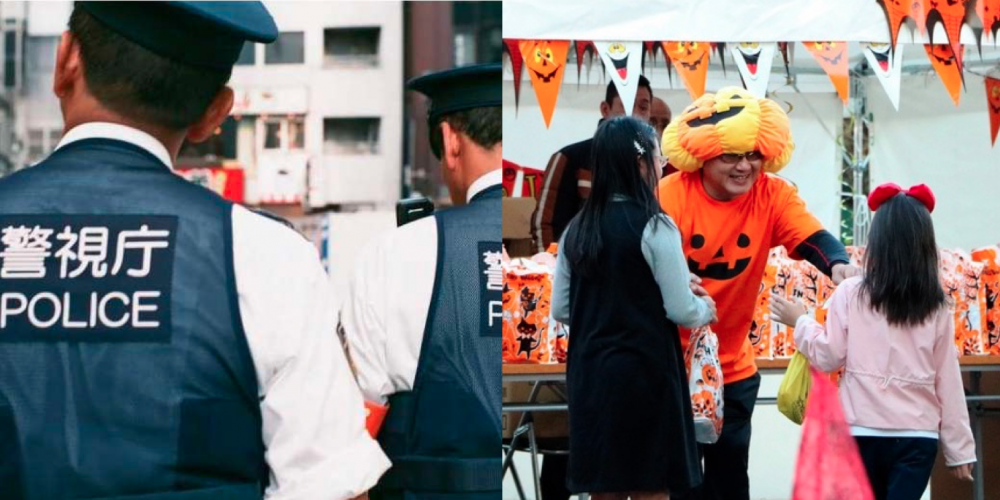 Japan banned Yakuza from handing out Halloween candy to kids 73