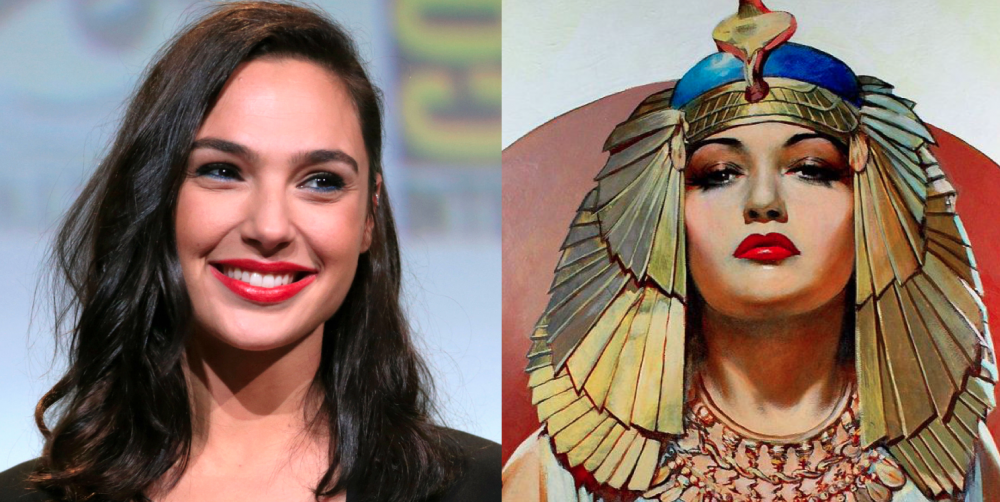 Wonder Woman Gal Gadot to cast as the Queen of Egypt, Cleopatra 73