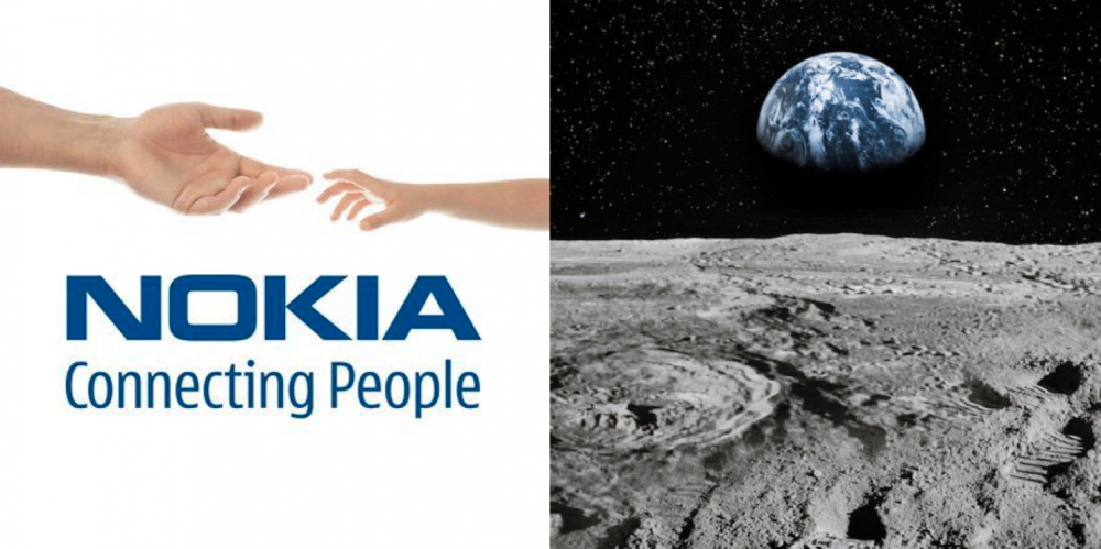 Nokia to put 4G network on the Moon together with NASA 97