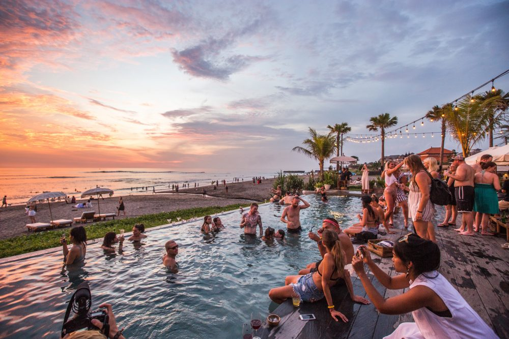 Consuming alcohol in Bali might get tourists into jail 97