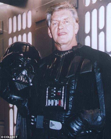 Darth Vader defeated by Covid, actor David Prowse passed away at age 85 74