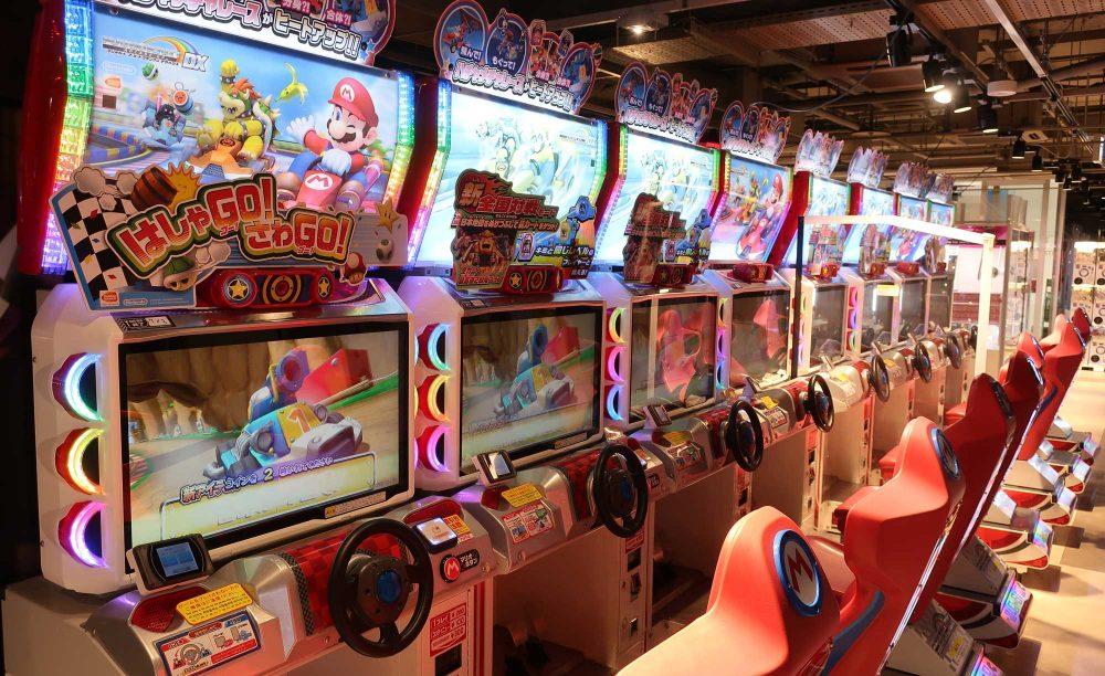 Sega Sammy is quitting game arcade business in Japan 62