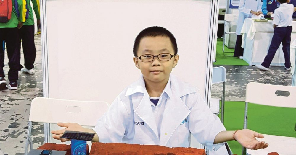 9 year-old Malaysian boy wins Nasa moon toilet invention competition 74