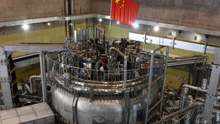 "China turns on its ""Artificial Sun"", seeks for breakthrough in nuclear fusion energy 62"