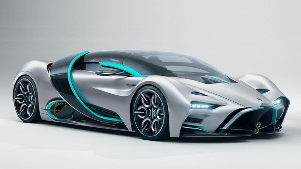 Insane Hydrogen EV supercar can do 1600km range and recharges in 5 minutes 74