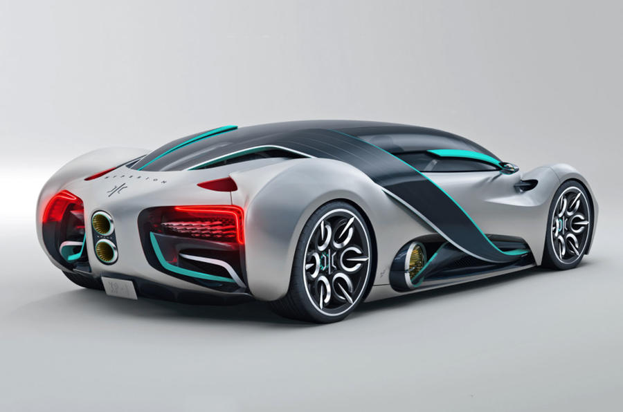 Insane Hydrogen EV supercar can do 1600km range and recharges in 5 minutes 63