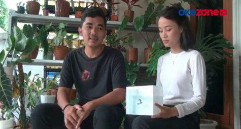"Indonesian man gifts his wife betta fighting fish ""blue rim"" as wedding dowry 62"