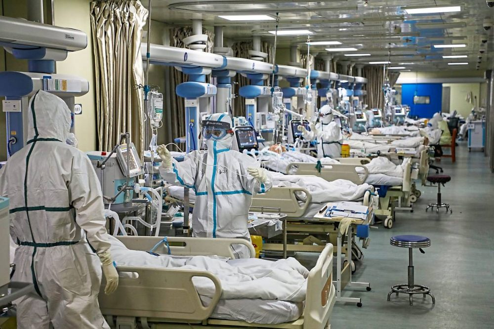 Hospitals Reaching Limit News Asia Today