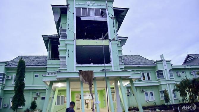 Indonesia's Sulawesi earthquake; 42 killed 56