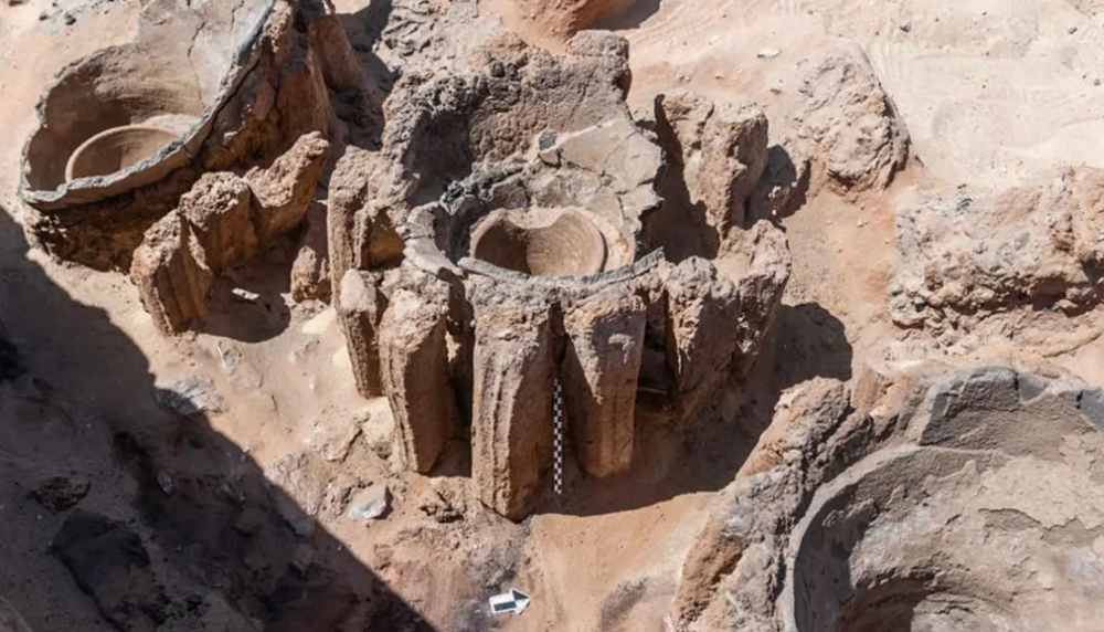 5000+ years-old beer factory found at Egypt archaeological site; oldest in the world 63