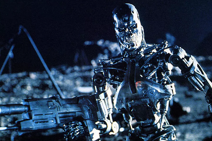 Terminator will be back in a Netflix anime series 74