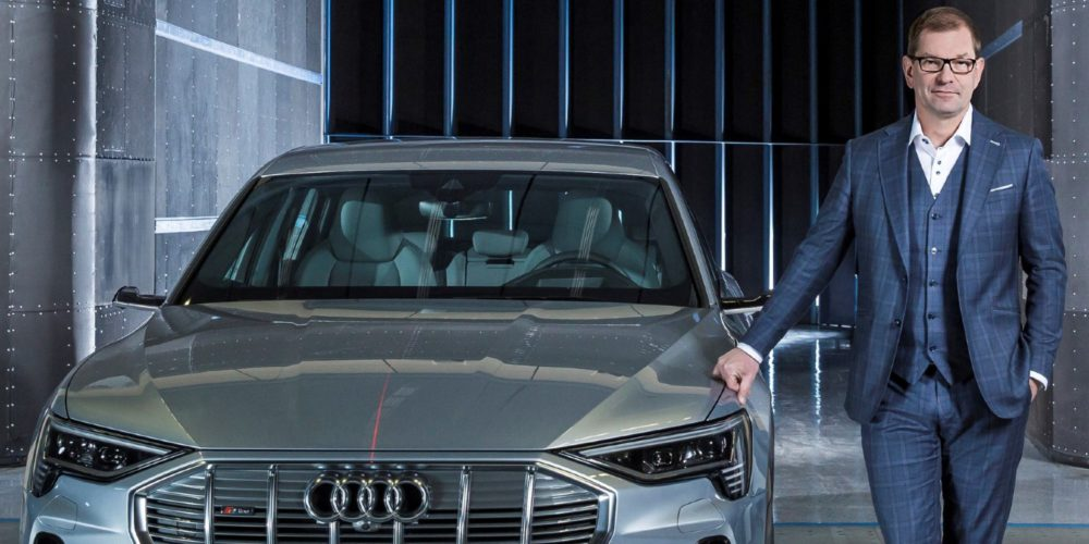 Audi is ditching the combustion engine; will no longer develop them anymore 56