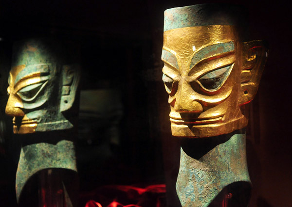 China's Sanxingdui site discoveries trigger theories of alien civilization's visit to earth 56