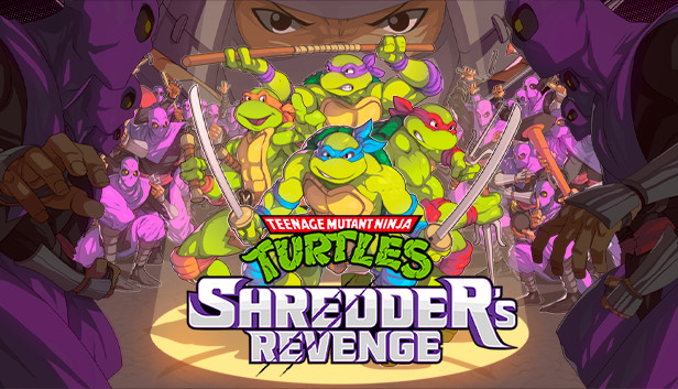 Retro Ninja Turtles game is returning and supports 4 players brawl 75