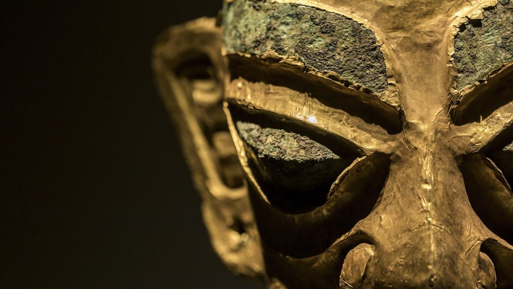 China's Sanxingdui site discoveries trigger theories of alien civilization's visit to earth 58