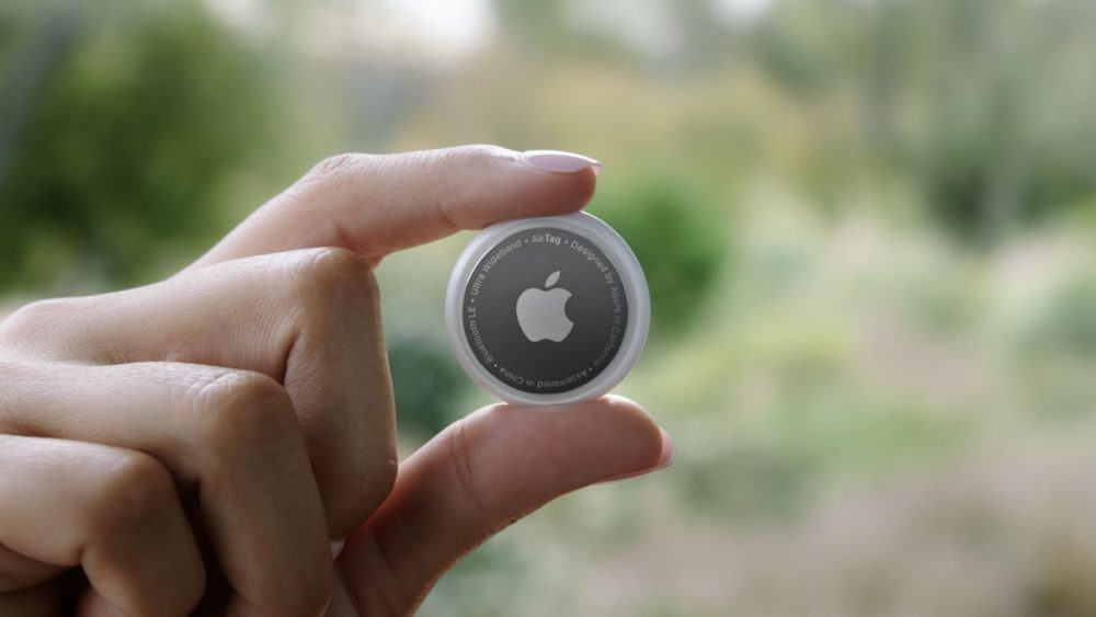 Apple announces $29 AirTag, a cool small size item tracker 68