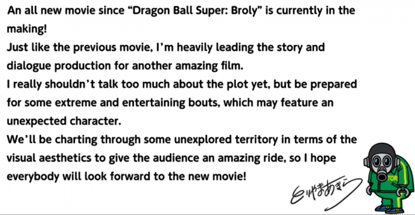 9th May was Goku Day; Akira surprises fans with new Dragon Ball Super Movie 2 74