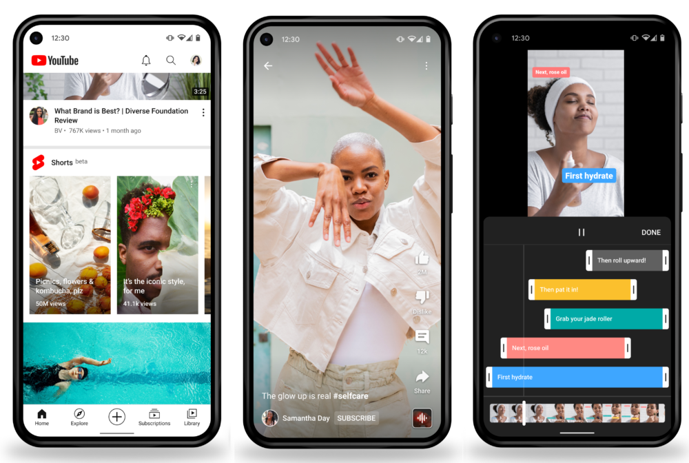 YouTube going head-on with TikTok; announces $100m fund for YouTube Shorts creators 62