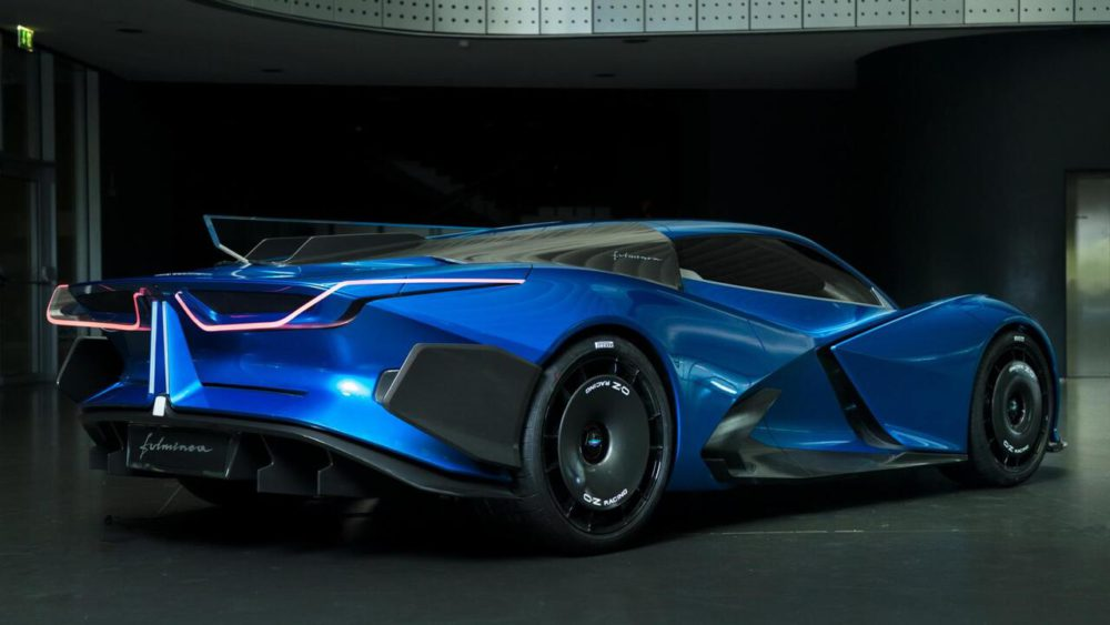 Estrema promises an EV with 2040-hp & 520km range, using solid state cells 75