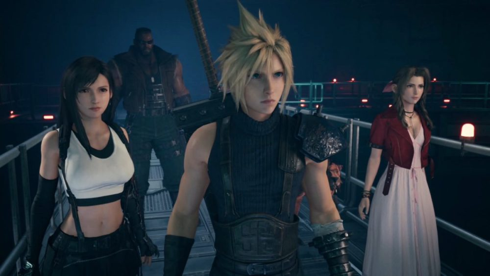 Square Enix reportedly working with Netflix on Final Fantasy 7 Remake (anime series) 74