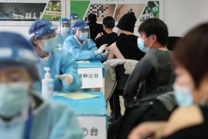 China has administered over 1 billion doses of vaccines; highest in the world 56