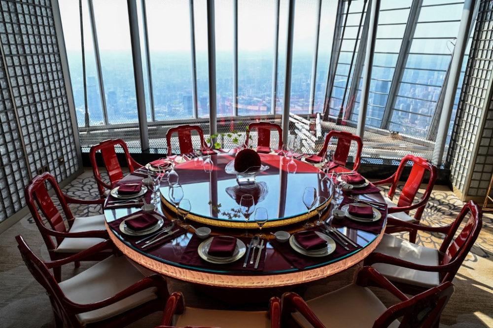 J Hotel opens in Shanghai; 632-metre world's highest luxury hotel 70