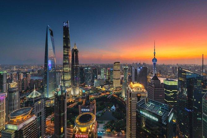 J Hotel opens in Shanghai; 632-metre world's highest luxury hotel 68
