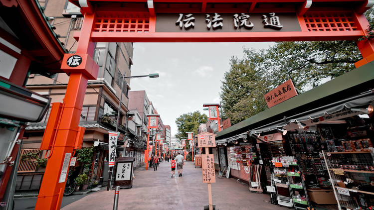 Japan's famous Asakusa shopping street might disappear 68