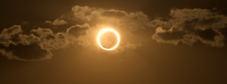 """""""Ring of Fire"""" solar eclipse can be visible over Russia on June 10 62"""