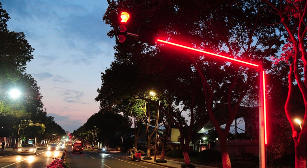 A woman in China purposely ran 49 red lights in her ex-boyfriend's car out of revenge 68