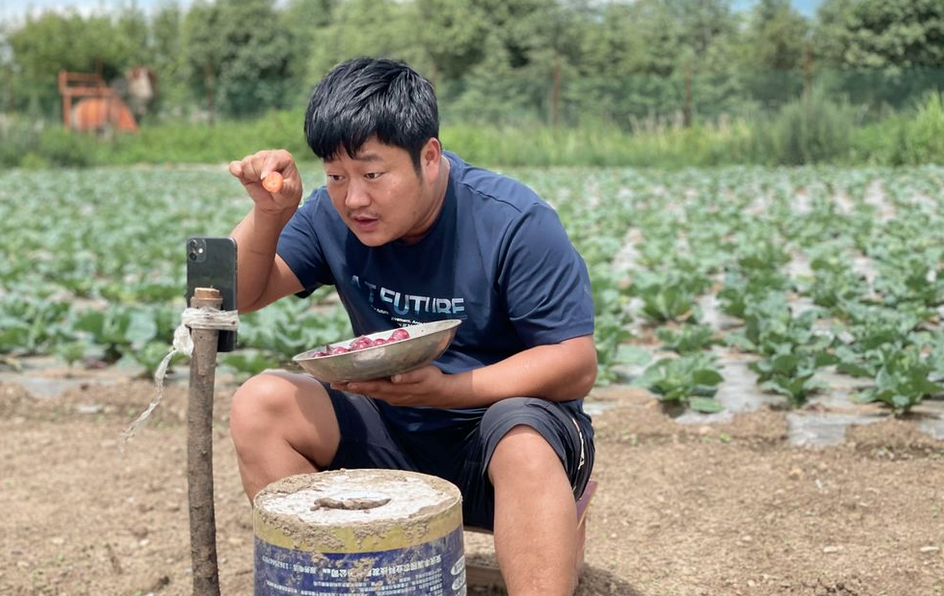 Rural content is hot on China's TikTok; farmers making millions of revenues 74