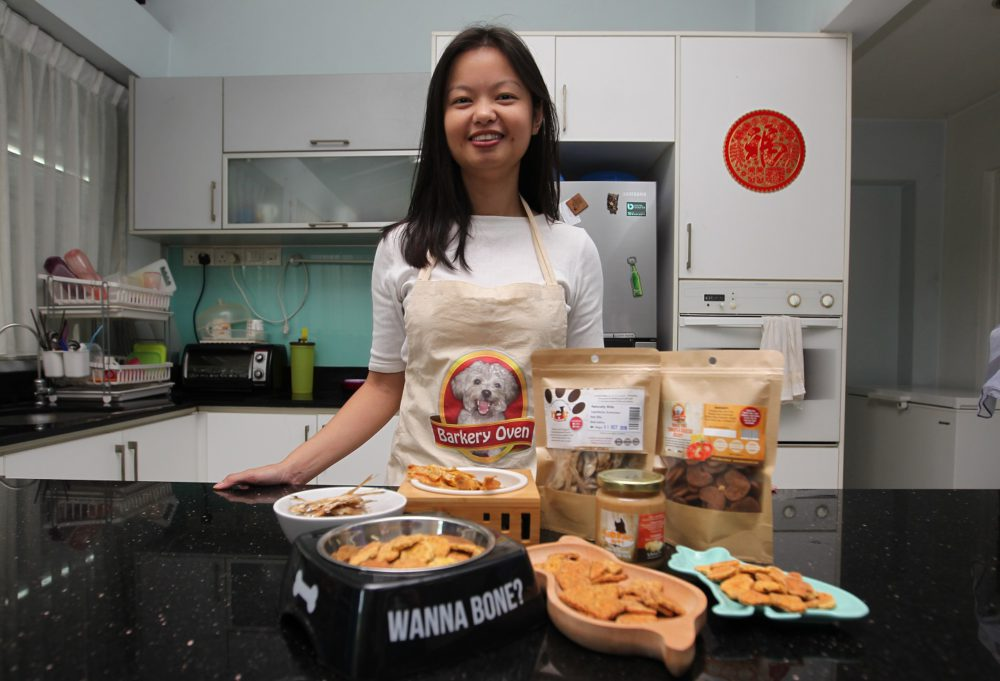 Malaysian pet bakery makes Durian treats safe for dogs 74