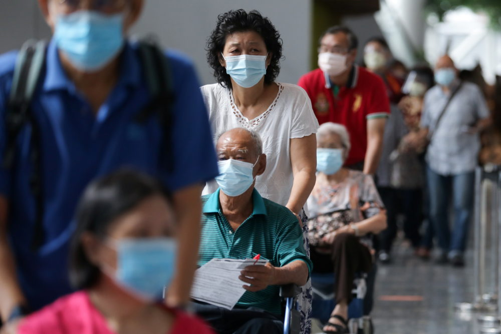 Malaysia aims to achieve 90% vaccination rate in the next 2-3 weeks 56