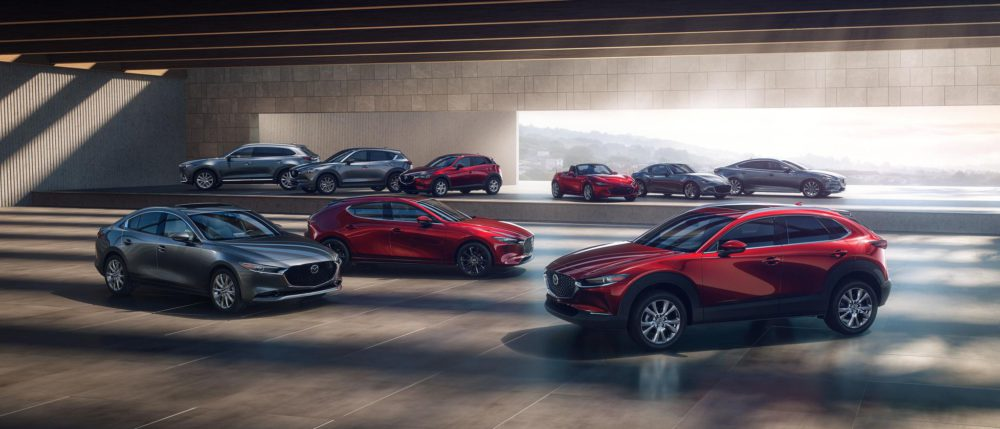 Japanese automaker Mazda is set to rival brands like Audi, Benz & BMW 56