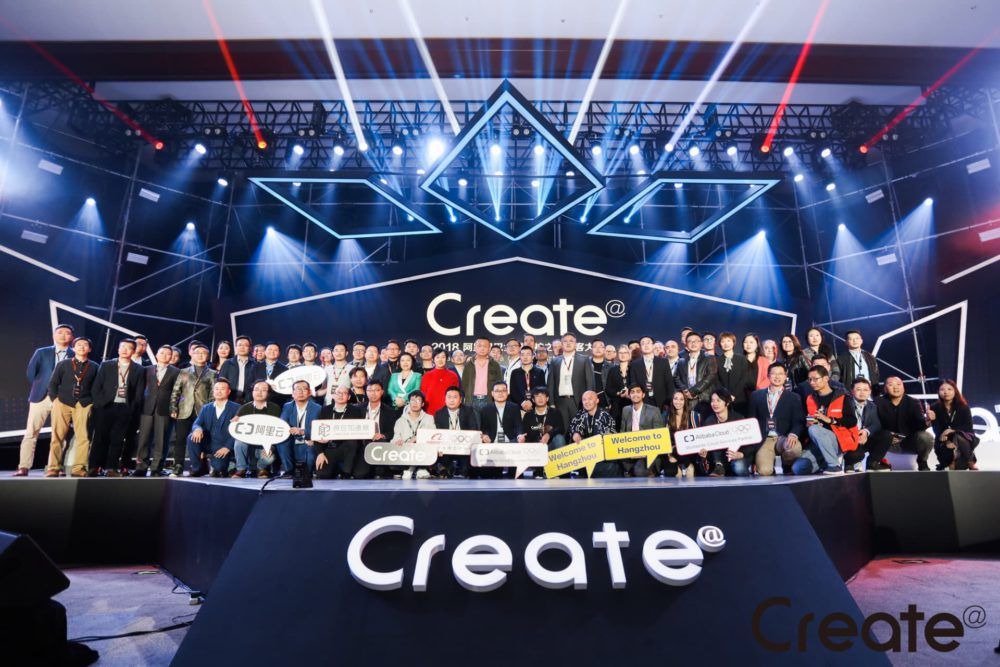 Final stage of startup competition, Create@ Alibaba Cloud, will be live on 9th Sept 56